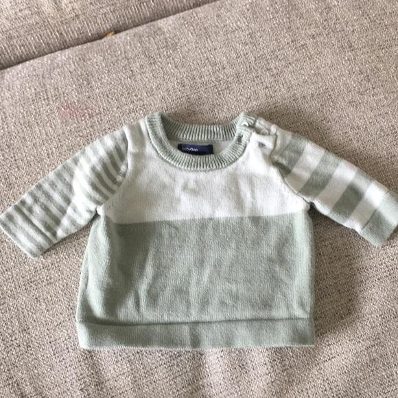 8ed96c410d69 Baby Girl Gap Shirt Sweatshirt Size 6-12 Months Gray Hop